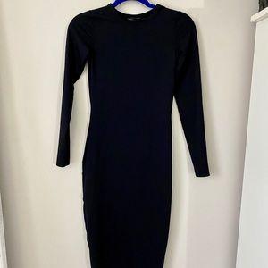 Black ZARA Dress- Size Small